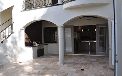Bechmark Building Home Available in Winter Park - Backyard2