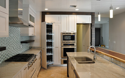 Bechmark Building Home Available in Winter Park - Kitchen1