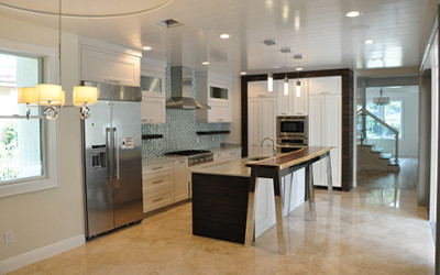 Bechmark Building Home Available in Winter Park - Kitchen2